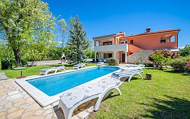 Casa Domenica In — Nedešćina, Labin, Rabac-Labin (Holiday home) - Exterier