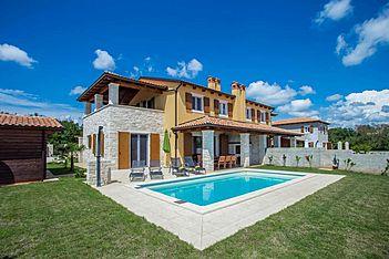 Villa Rosalia — Šušnjići, Sveti Lovreč (Vila sa bazenom) - Bazen