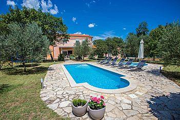 Villa Lavanda — Pavičini, Marčana, Istočna obala Istre (Vila sa bazenom) - Bazen