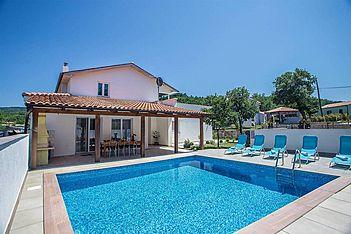 Casa Ripenda — Ripenda Verbanci, Labin, Rabac-Labin (Ferienhaus) - Außenseite