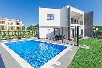 Villa Noa — Kaštelir, Kaštelir-Labinci (Vila sa bazenom) - Bazen
