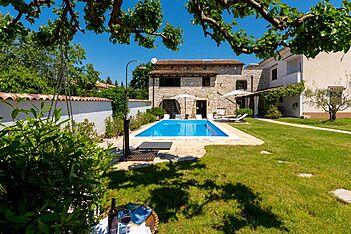 Villa K2n — Baderna, Poreč (Villa met zwembad) - Exterieur