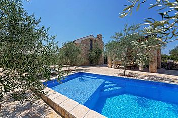 Eco Villa Valencano — Valenzan, Bale (Villa with pool) - Swimming Pool