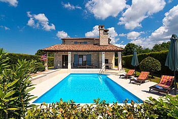House Anka — Jakovici, Tinjan (Villa with pool) - Swimming Pool