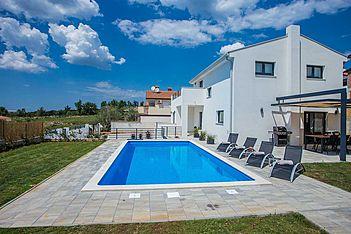 Villa Rafaela — Višnjan, Višnjan (Vila sa bazenom) -