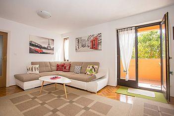 Palma — Špadići, Poreč (Apartman) - Dnevna soba