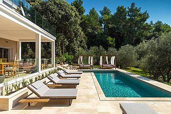 Villa S2 — Premantura, Pula, Pula-Medulin (Vila sa bazenom) - Bazen