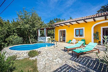 Casa Deborah — Ripenda Verbanci, Labin, Rabac-Labin (Holiday home) - Swimming Pool