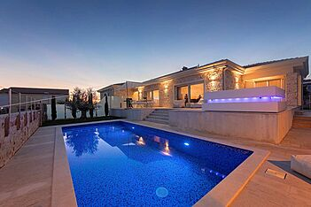 Villa Puccini — Tar, Tar-Vabriga (Villa with pool) - Swimming Pool