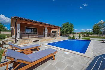Villa Luna — Tinjan, Tinjan (Kuća za odmor) - Bazen