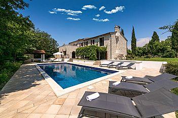 Villa Jacoma — Košutići, Višnjan (Vila sa bazenom) - Eksterijer