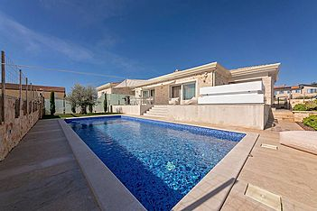 Villa Leni — Tar, Tar-Vabriga (Vila sa bazenom) - Bazen