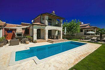 Villa Callas — Tar, Tar-Vabriga (Vila sa bazenom) - Eksterijer