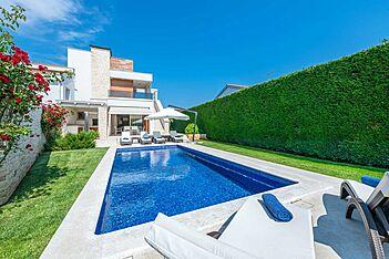Villa Allegra — Vabriga, Tar-Vabriga (Villa met zwembad) - Zwembad