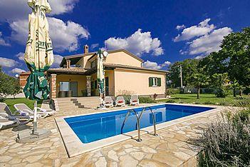 Villa Pianta — Šušnjići, Sveti Lovreč (Villa with pool) - Swimming Pool