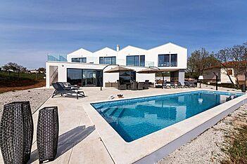 Villa B88 — Baškoti, Višnjan (Vila sa bazenom) - Bazen