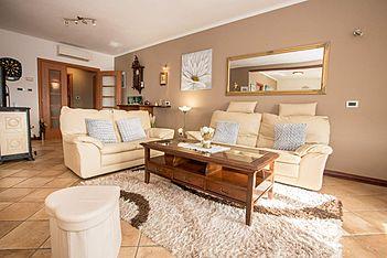 Monsaline — Musalež, Poreč (Apartment) - Living Room