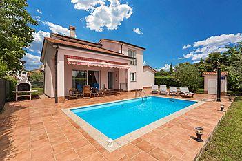 Villa Daniela — Nova Vas, Poreč (Villa mit Pool) - Schwimmbad