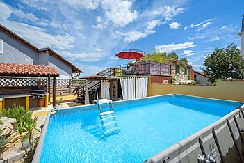 Casa Dvi Mendule — Nova Vas B, Brtonigla, Umag-Novigrad (Holiday home) - Swimming Pool