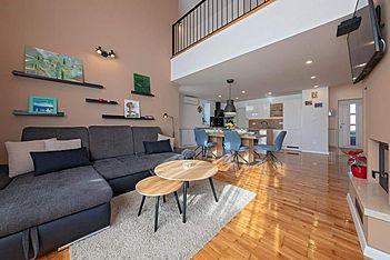 App Paola — Donji Kranjci, Labin, Rabac-Labin (Apartment) - Living Room