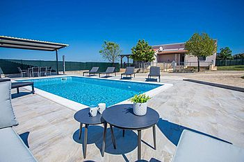Villa San Antonio — Vodnjan, Vodnjan (Villa with pool) - Swimming Pool