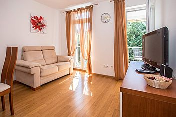 K & K — Poreč, Poreč (Apartment) - Living Room