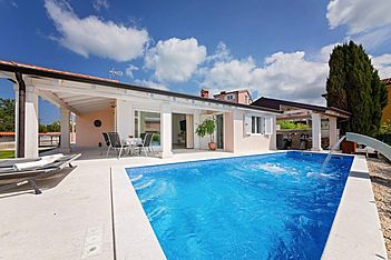 Villa Delijamo — Žbandaj, Poreč (Vila sa bazenom) - Bazen