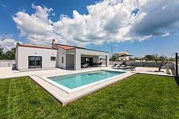 Villa Martini — Radeki Polje, Marčana, Istočna obala Istre (Vila sa bazenom) - Bazen