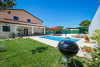 Villa SA-RA — Nova Vas B, Brtonigla, Umag-Novigrad (Villa mit Pool) - Außenseite