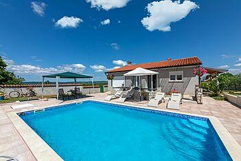 Casa Sandra — Markoci, Labin, Rabac-Labin (Holiday home) - Swimming Pool