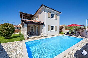 Villa Ena Stranići — Sveti Lovreč, Sveti Lovreč (Vila sa bazenom) - Bazen