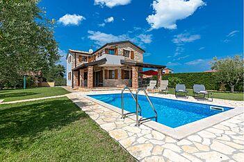 Villa Vera — Radoši (Višnjan), Višnjan (Vila sa bazenom) - Eksterijer