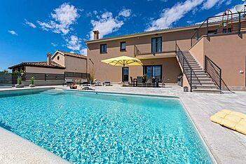 Villa Sunnyside — Dračevac, Poreč (Villa mit Pool) - Schwimmbad