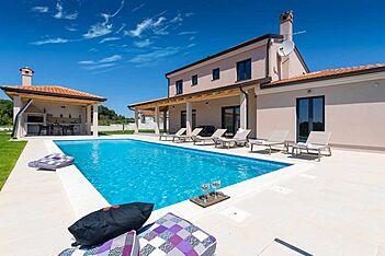 Villa Joze — Tinjan, Tinjan (Villa with pool) - Swimming Pool