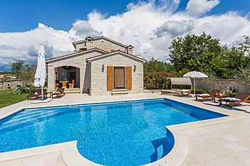 Villa Stella — Cervari, Tinjan (Villa with pool) - Swimming Pool