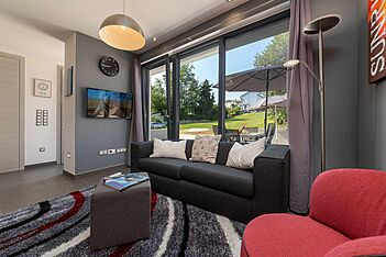 Casa Tramontana — Funtana, Funtana, Vrsar-Funtana (Apartment) - Living Room