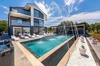 Seaview Funtana 1 — Funtana, Funtana, Vrsar-Funtana (Apartment) - Swimming Pool