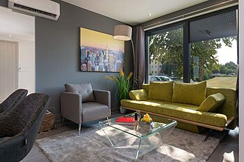Casa Bura — Funtana, Funtana, Vrsar-Funtana (Apartment) - Living Room