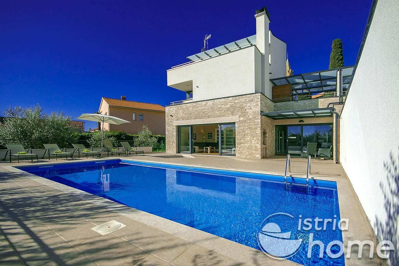 Baby Slaapkamer Nina : Villa with pool villa nina pula medulin croatia istria home