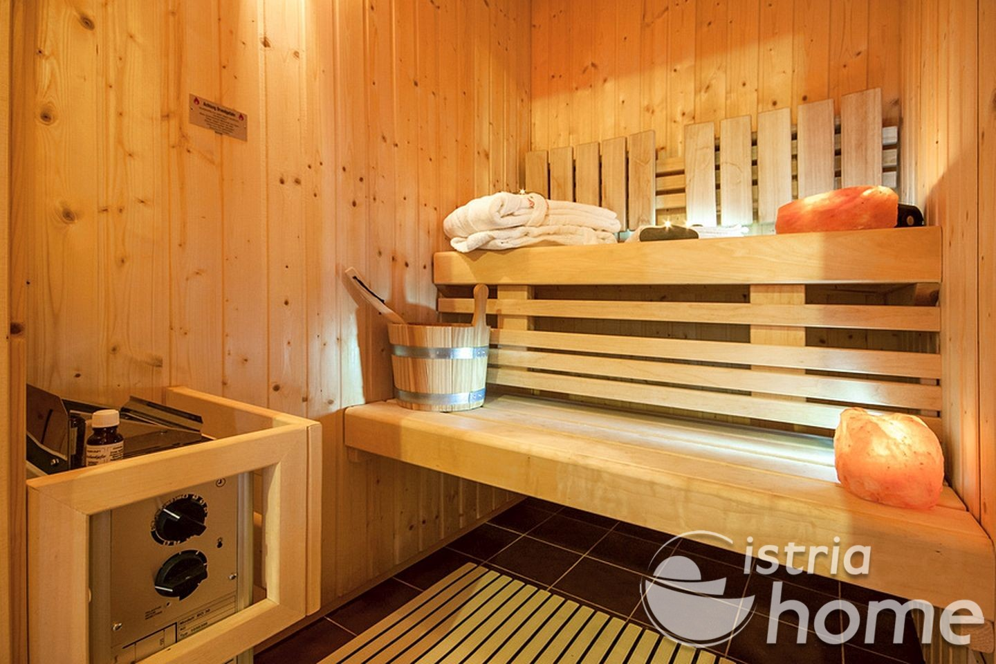 Facilities and services with sauna casa for Sauna in casa