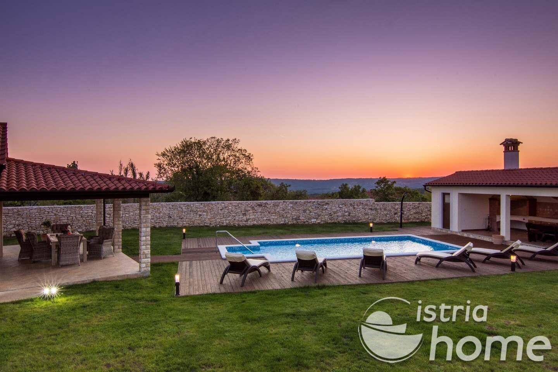 Sommerküche Living At Home : Villa mit pool villa anica rabac labin kroatien istria home