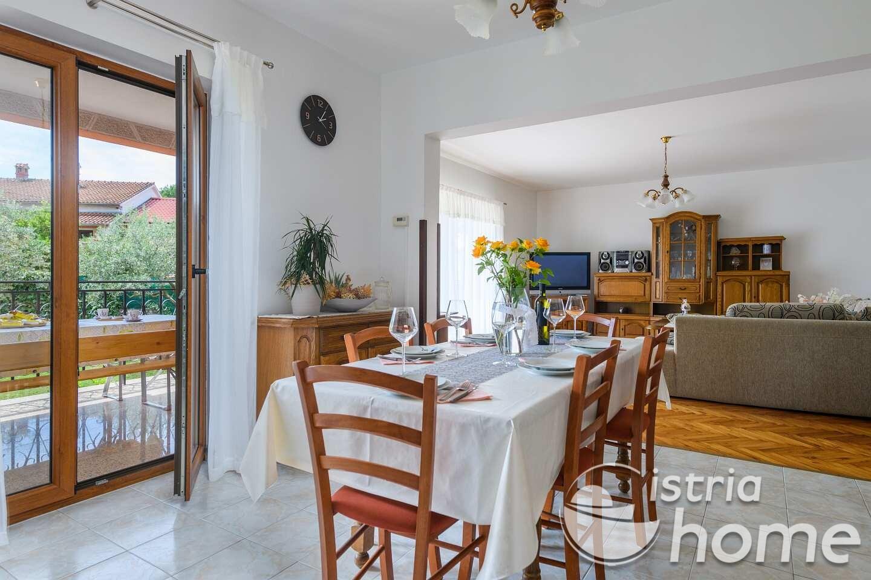 Zwembad Op Balkon : Villa met zwembad villa viktori rovinj kroatië istria home