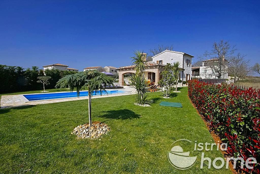 Villa with pool Villa Rustica - Višnjan, Croatia - Istria home