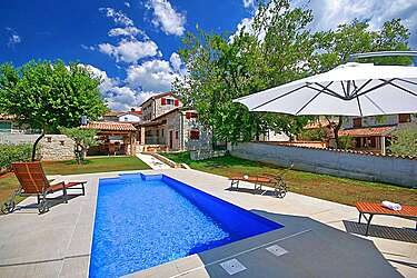 Casa Nono Nino — Dračevac, Poreč (Villa with pool) - Swimming Pool