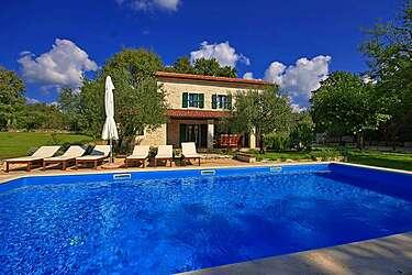 Villa Anita — Radići, Sveti Lovreč (Villa met zwembad) - Zwembad