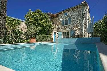 Villa Annette — Musalež, Poreč (Villa with pool) - Swimming Pool