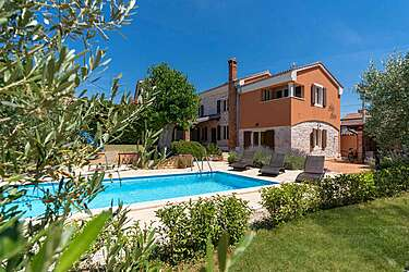 Villa Petra — Dračevac, Poreč (Villa with pool) - Swimming Pool