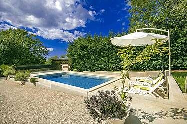 Casa Fragola — Pršurići, Višnjan (Holiday home) - Swimming Pool