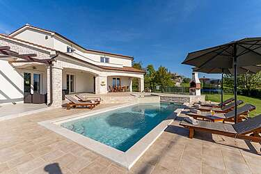 Villa Melli — Vižinada, Vižinada (Villa with pool) - Swimming Pool