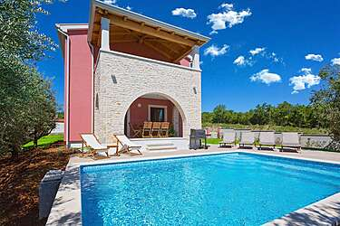 Villa Rea — Varvari, Poreč (Villa with pool) - Swimming Pool
